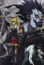 No Image for DEATH NOTE (ANIMATED SERIES): DISC 1